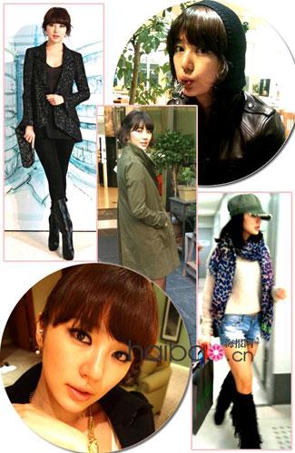 尹恩惠频频亮相各大时尚品牌Party