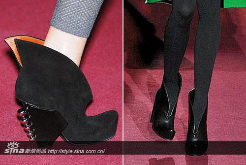 09纽约时装周顶级高跟鞋回顾(组图) - wjhltwb - wjhltwb的博客