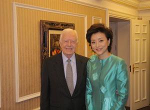 吉米-卡特:和中国结缘的故事