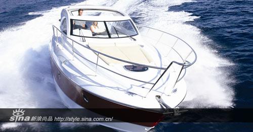 蒙地卡罗是博纳多品牌旗下诞生的全新的动力艇系列
