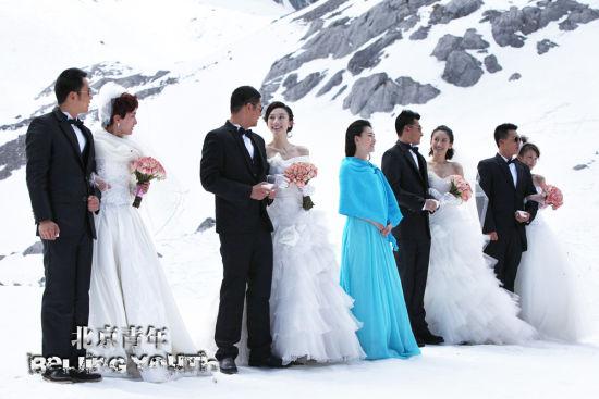 《北京青年》主要讲述土生土长在北京的四个堂兄弟,何东,何西,何南,何图片