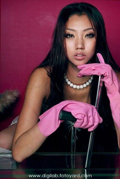 亚洲新锐模特候选人宋杨