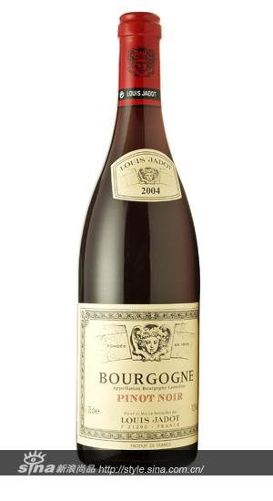 路易亚都勃艮第黑皮诺干红葡萄酒 – 适合家庭就餐饮用的红酒