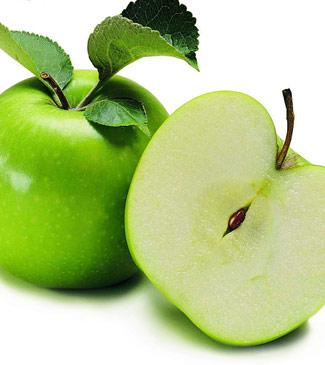 青苹果 青色水果