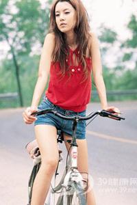 骑车是锻炼的最好方式