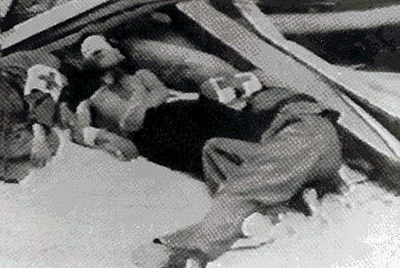 图文:被日军杀害的慈善机构成员