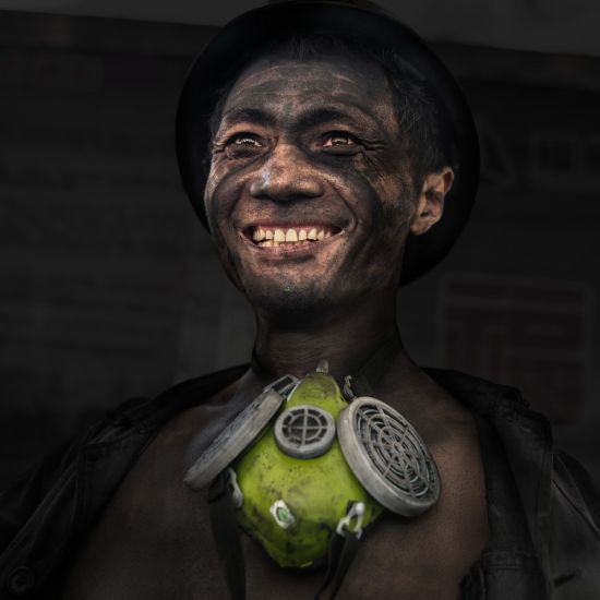 《煤炭工人》