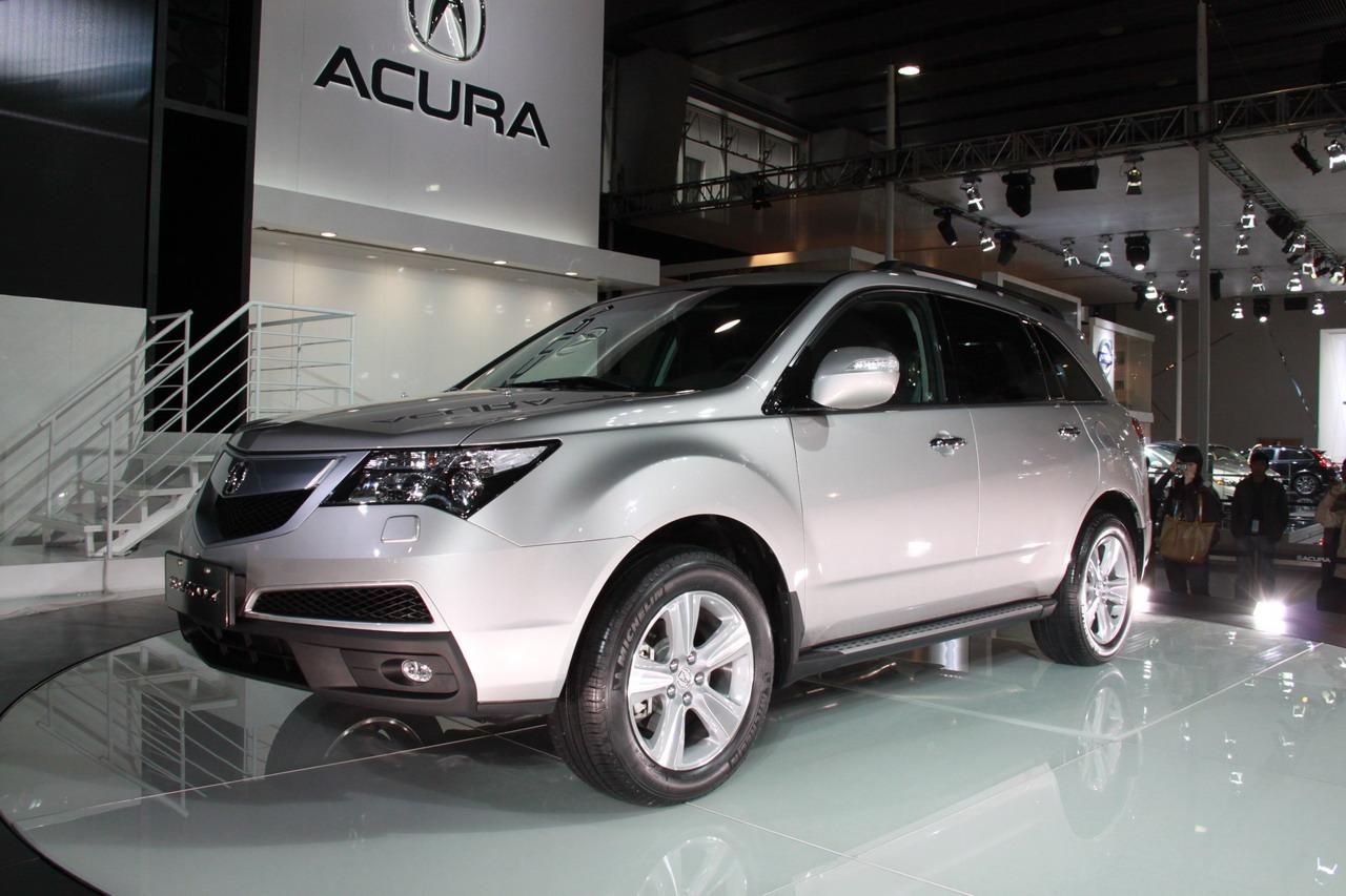 Acura讴歌 MDX