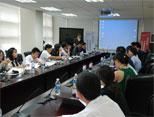 锦湖总部会议室