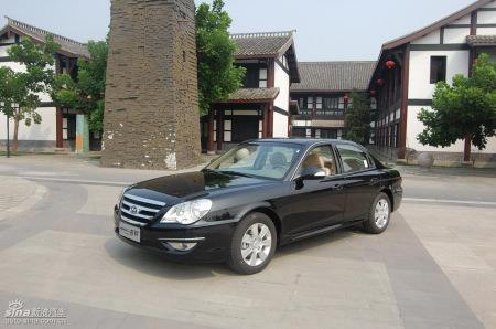 图为北京现代moInca名驭