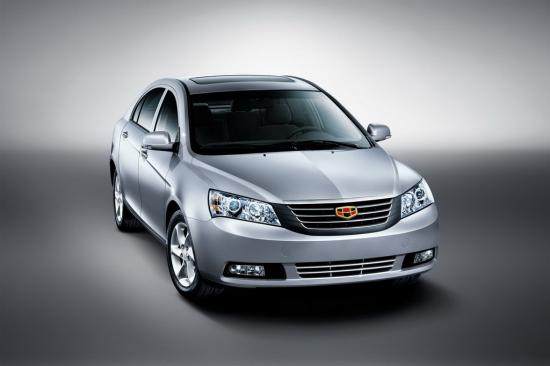 吉利中高端品牌帝豪首款车型EC718将于8月28日上市
