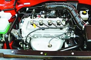 骏捷FSV配备1.5L和1.6L发动机。