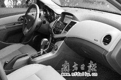 上海通用雪佛兰科鲁兹1.8L