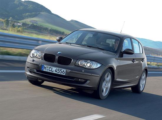 据悉F18车型即国产BMW1系