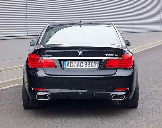 AC Schnitzer新BMW 7系轿车