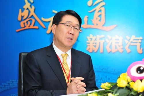 北京现代副总经理、销售本部长白孝钦
