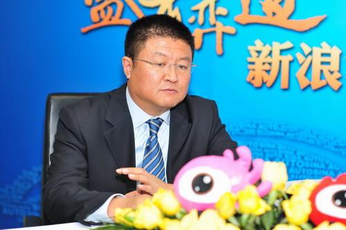奇瑞汽车股份有限公司副总经理、麒麟汽车销售有限公司总经理杨波