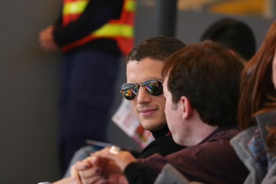 米勒观看WTCC