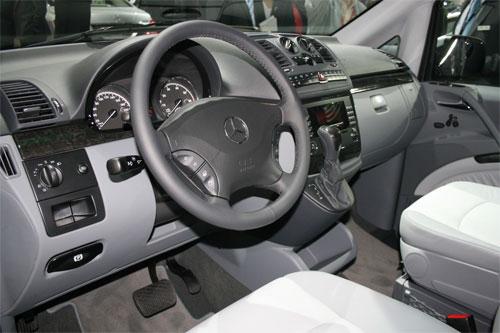 新款唯雅诺特别版Viano X-Clusive亮相车展
