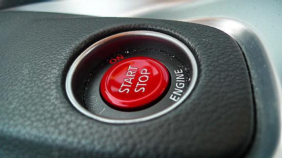引擎启动按钮