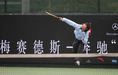 2009梅赛德斯-谢幕青少年网球v网球项目奔驰登山鞋图片图片