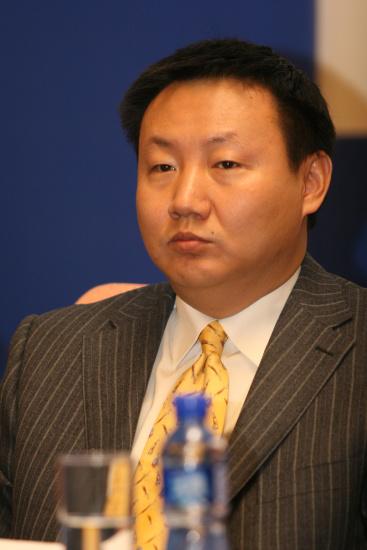 刘金良副总裁现场答记者问
