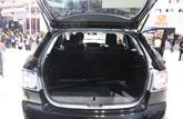 全新Mazda3两厢后备箱