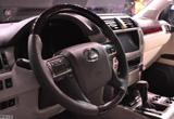 雷克萨斯GX460方向盘