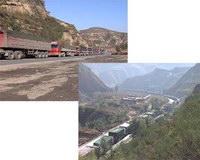 陕晋神盘公路堵车调查:270公里设十余个收费站