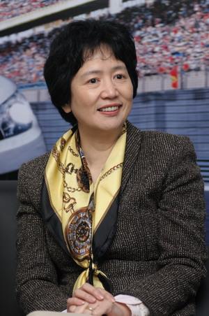 大众进口汽车销售有限公司运营总经理申筱洁