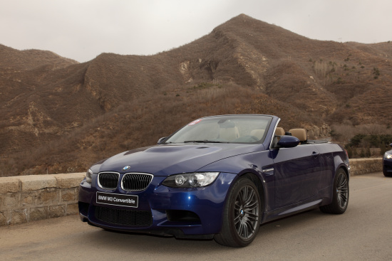 """BMW M之旅""用速度与激情庆生图为宝马M3敞篷版"