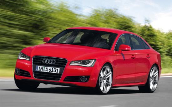 新款Audi A6