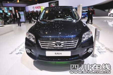 2011款丰田RAV4