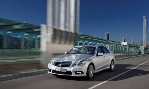 全球最佳行政轿车:全新E 350 CDI