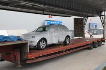 2010年北京车展探馆之大众新途锐亮相
