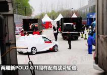 2010北京车展探馆之两厢三厢新polo携手亮相