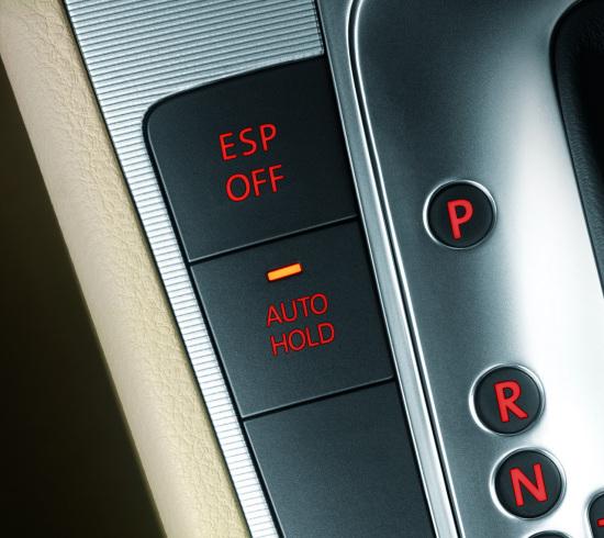 AUTO HOLD自动驻车系统