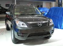 北京车展探馆 海马首款SUV