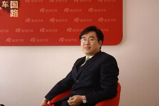 哈飞汽车工业集团有限公司董事长、总经理吴雪松