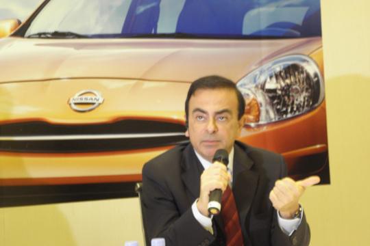 日产-雷诺汽车CEO戈恩
