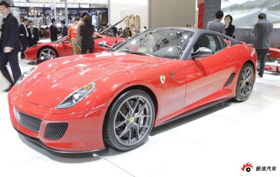 法拉利599