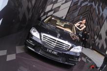 奔驰S65 AMG亮相北京车展