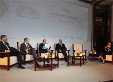 CEO圆桌访谈国际嘉宾组