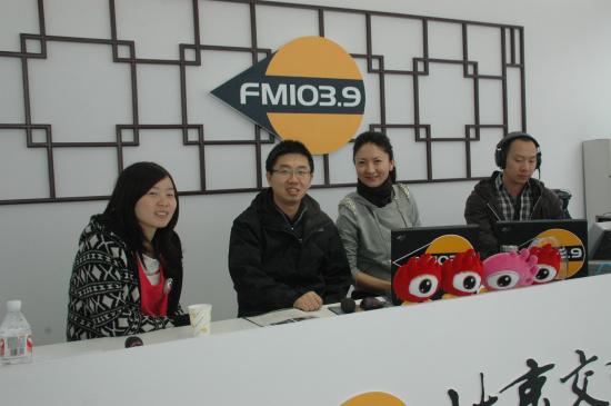 27日直播现场左起:怡静、苏雨浓、李丽、杨阳