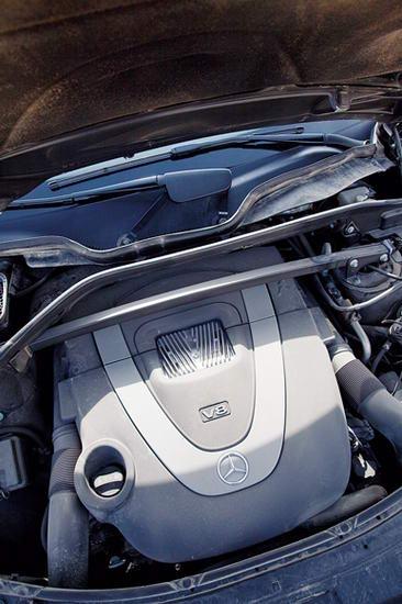 奔驰GL 450 4MATIC