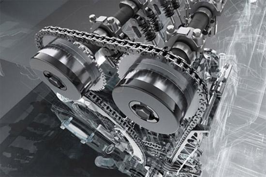 ecotec发动机全系采用16气门dohc结构,双vvt可变气门系统,可变进气歧