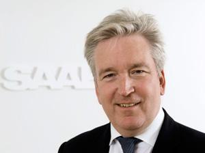 萨博新任销售总裁Adrian Hallmark