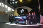 2008.04.20理念概念车在北京车展发布