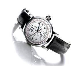 奥迪百年纪念腕表