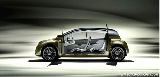 林肯C-concept概念车